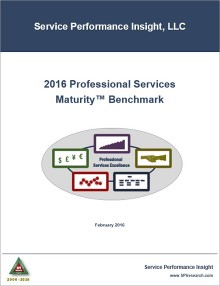 2015 PS Maturity Benchmark