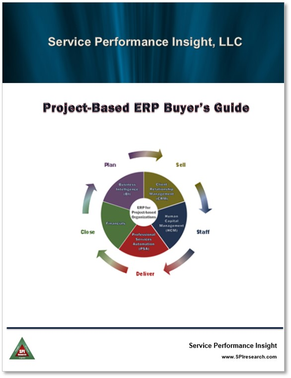 2014 Project-based ERP Buyer's Guide